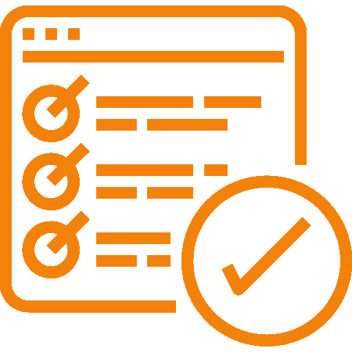 Ícono de administración con Kahuna APP Software ISO
